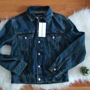 Calvin Klein Blue Jeans Denim Jacket